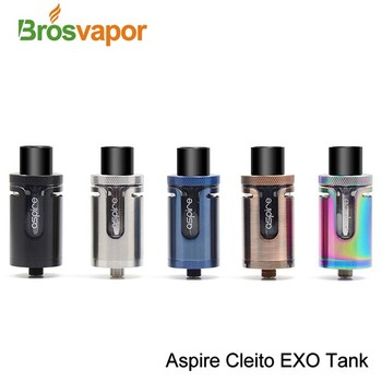 Brosvapor New Stock Offer Aspire Cleito EXO Tank 2ml/3.5ml Original Aspire Cleito EXO Tank TPD compliant