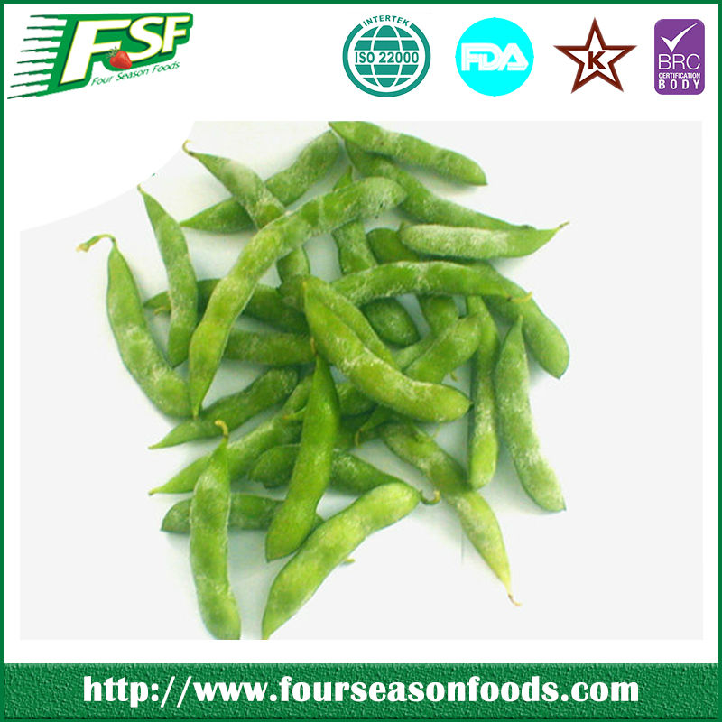 Low Price hot sale iqf frozen sugar snap