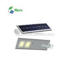 Newst durable sale smart integrated all in one solar street light led