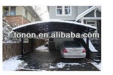 aluminum alloy ,metal ,steel carport