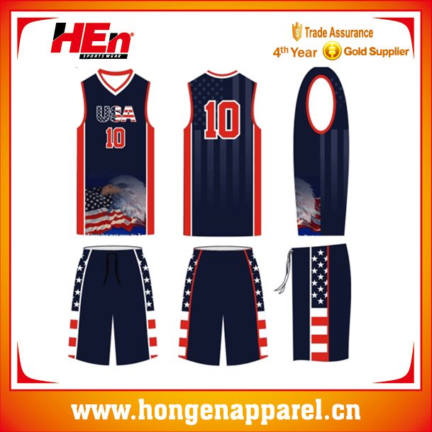 Wholesale Sexy Basketball Jersey Design Template Basketball Jersey