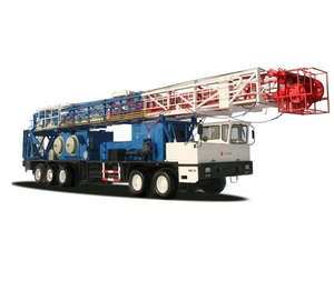 Truck Mounted workover rig for hiring