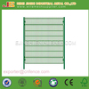 8ft PVC Coated Welded Mesh Panel, Welded Wire Mesh Wall Fence for Sale