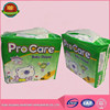 Good Absorbtion Competitive Price Affordable sleepy disposable baby diaper from China