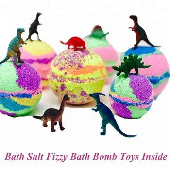 Wholesale High Quality OEM Bath Bomb Toys Inside Factory Best price Bath Bomb