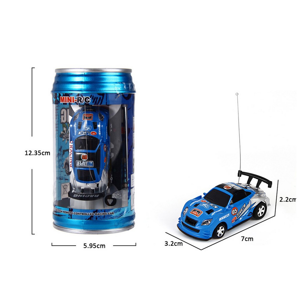 1 63 coke can mini rc car carro speed truck radio remote control micro racing vehicle carrinho. Black Bedroom Furniture Sets. Home Design Ideas
