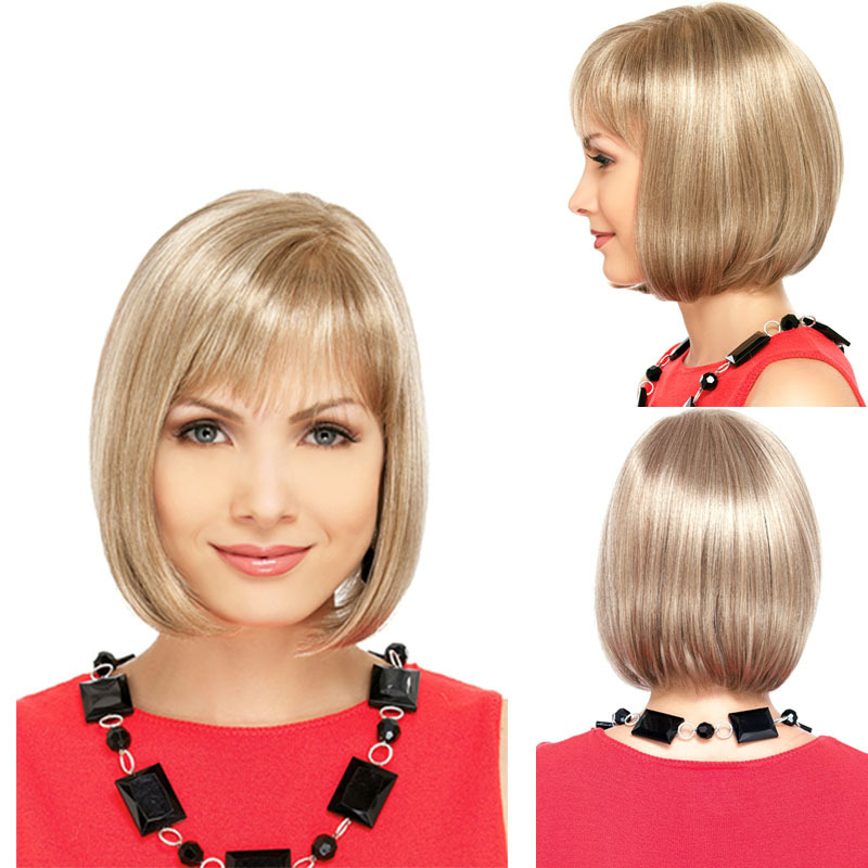 Tremendous Cheap Bob Style Haircut With Bangs Find Bob Style Haircut With Short Hairstyles Gunalazisus