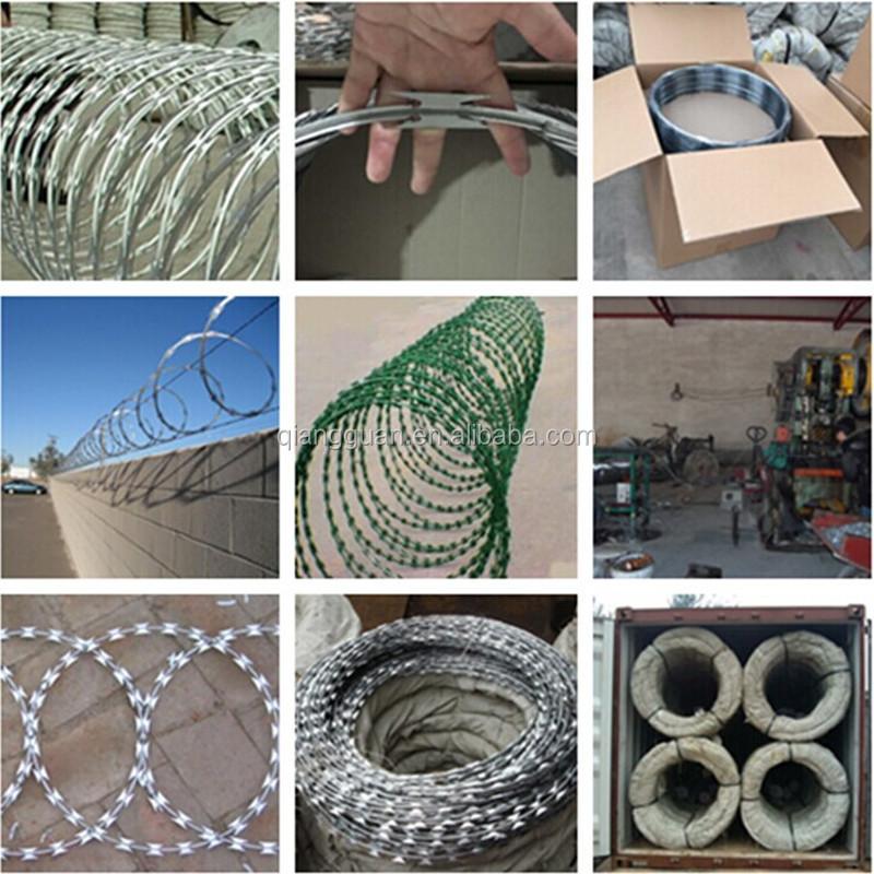 Wholesale razor blade barbed wire toilet seatrazor barbed wire