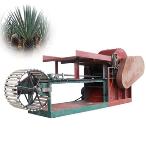 Different fiber extracting processing line Kenaf hemp pineapple leave fiber extracting machine with low price
