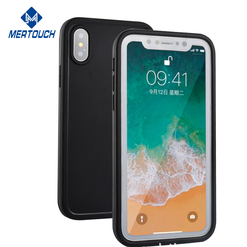 half off b0208 72878 For Iphone X Waterproof Case,Ultrathin Flip Full Protective Cover Case For  Iphone 10 Waterproof - Buy For Iphone X Waterproof Case,For Iphone X ...