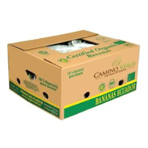 wholesale empty fruit corrugated paper box packing carton banana packaging box