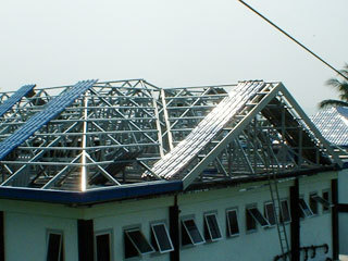 Light gauge steel trusses buy light gauge steel trusses for Where to buy trusses