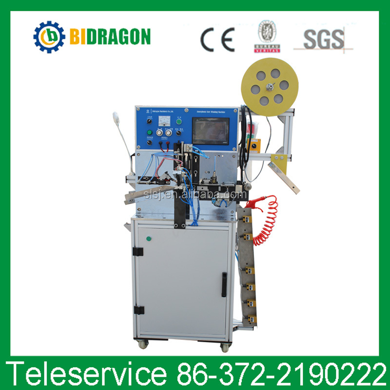 Nanocrystalline Core Winding Machine For Sale