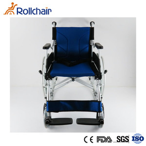 foldable wheelchair for Hospital rehabilitation agencies