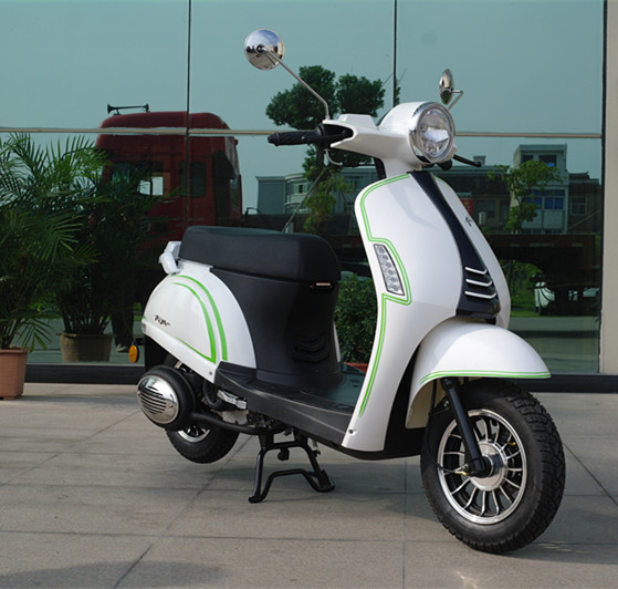 Electric Scooter For Adults >> Scooter For Adults /vespa Style Gas Scooter With Eec/vintage Scooter - Buy Pedal Scooters For ...