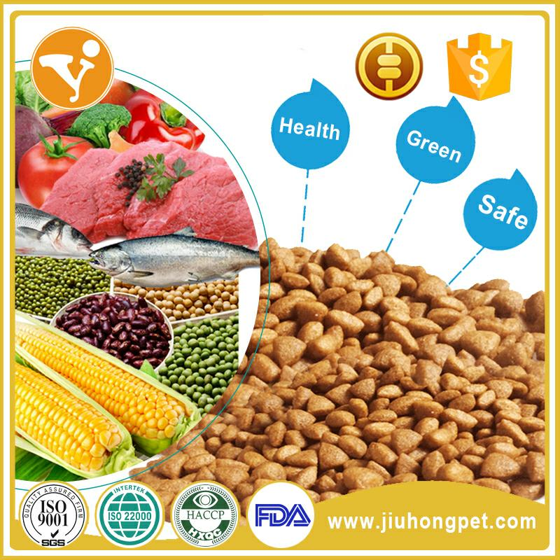 Pet food exporter of popular tuna/fish/chicken &vegetables organic pet food