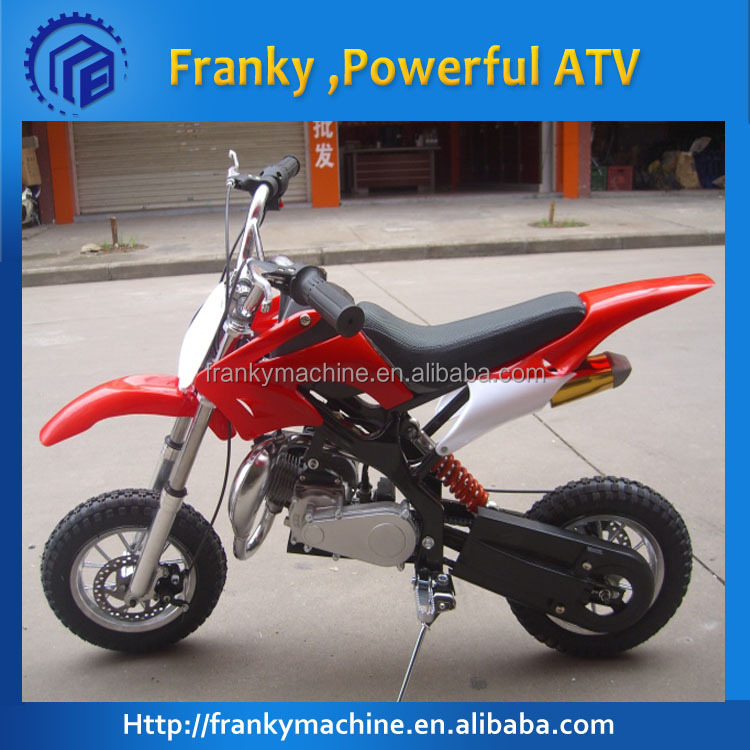 High quality 50cc 4 stroke cheap mini kids dirt bike