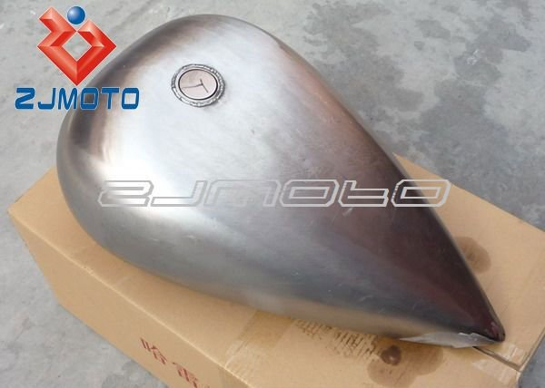 "CHOPPER 5"" STRETCHED GAS TANK STRETCH FUEL FITS CUSTOM HIGH PERFORMANCE FUEL TANK"