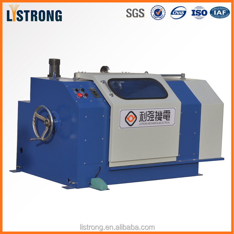 WS630 Wire spooling machine for intermediate wire drawing machine 2.
