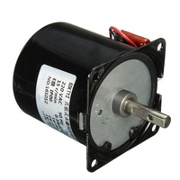 Factory Price 60KTYZ Permanent Magnet Synchronous AC Gear Motor