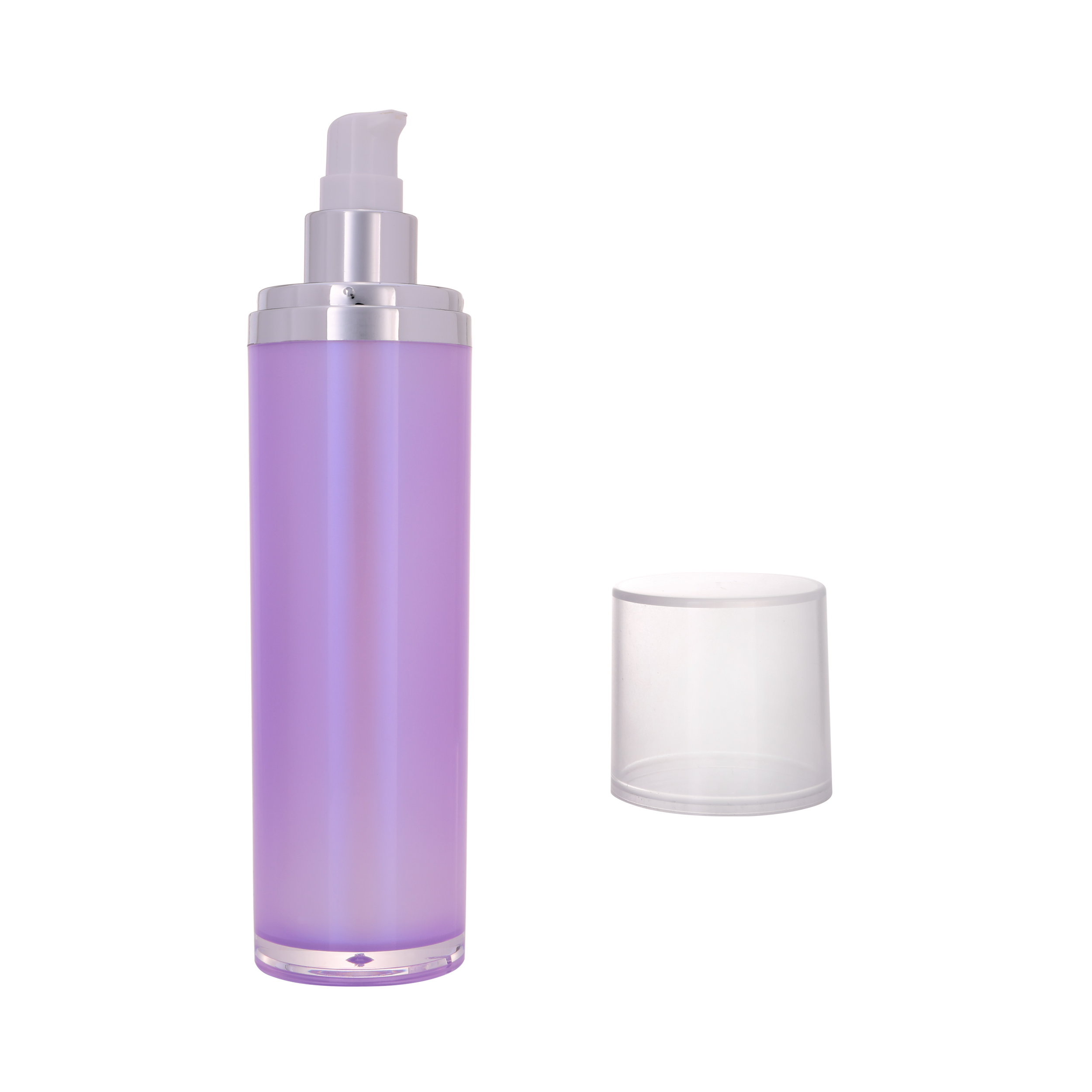 50ml 80ml cream lotion airless bottle for cosmetic