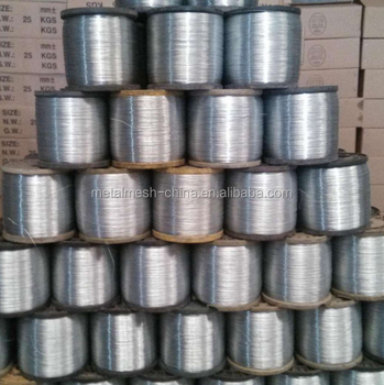 Alibaba China supplier cheap 0.7mm, 1mm,1.5mm galvanized steel spool wire