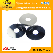 Manufacturer wholesale Alloy steel tct circular saw blades for aluminium cutting wood