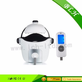 Wireless connect Head Eye Massager with vibrating