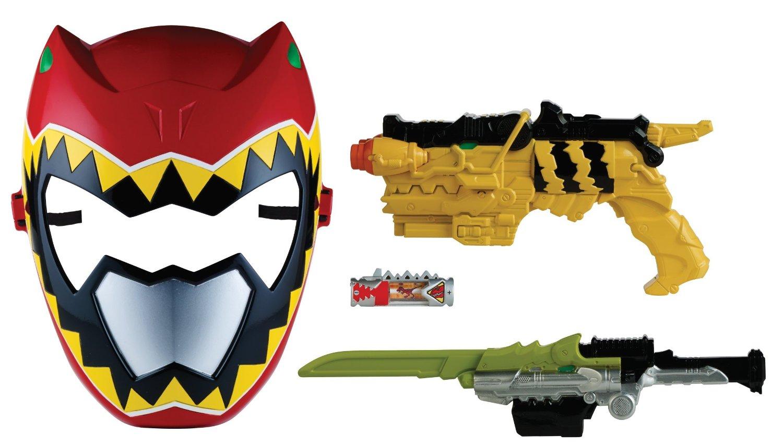 Power Rangers Dino Charge - Red Ranger Hero Set
