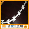 Low price concertina razor barbed wire, razor wire fencing, razor wire