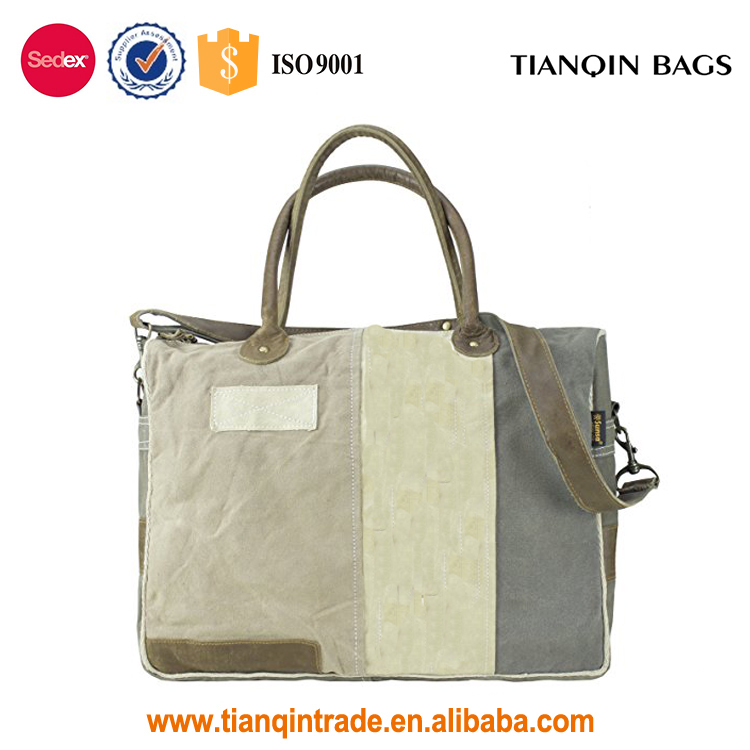 Hot-selling New Brand Design Must-have Retro Convenient Canvas Tote Crossbody Bags for All People