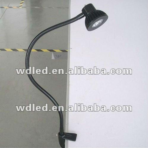 2012 Clamp Gooseneck Led Desk Lamp/led Clamp Workbench Light