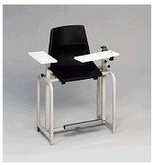 Extra High Chair, 1 Swing Arm, 26 1/2