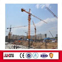 Tower crane QTZ4810 Load1-4T 48M Length from factory