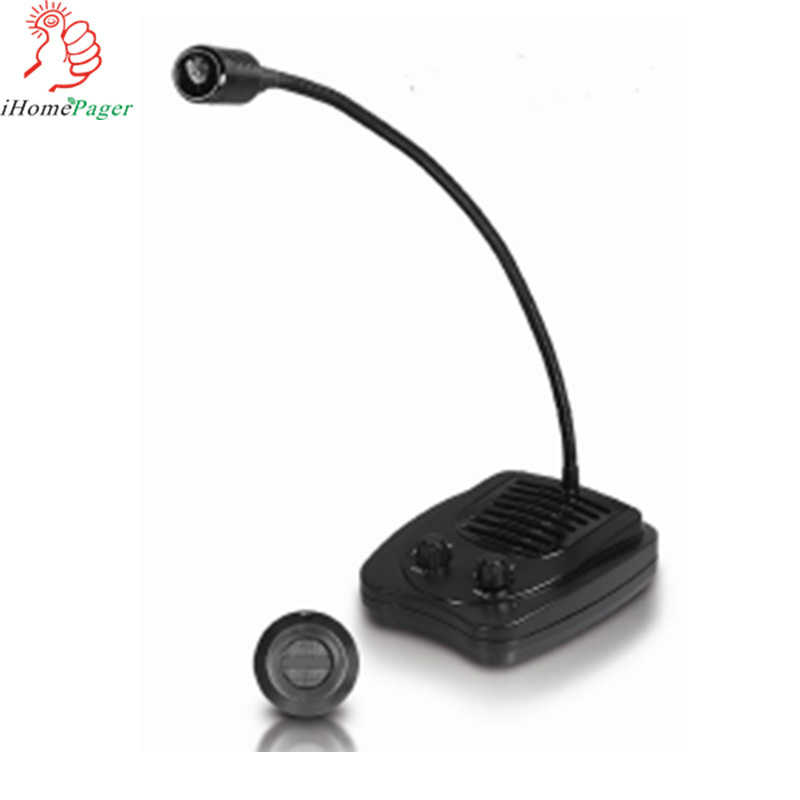Bank/Box Office Window Intercom Speaker, talkback automaticity,one wire for connecting,easy installation