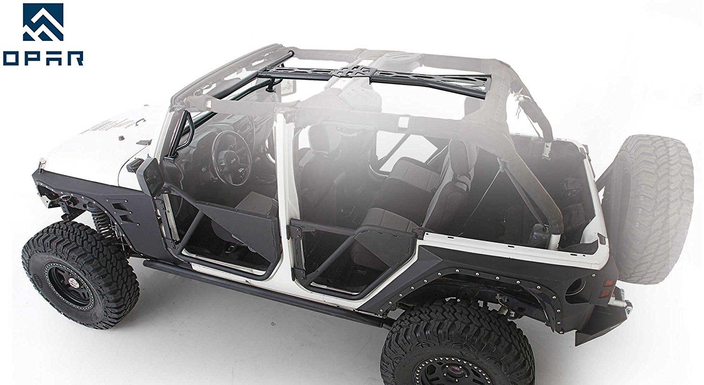 Buy Opar Roll Cage Kit For 07 17 Jeep Wrangler Jk 2 Door In Cheap Accessories