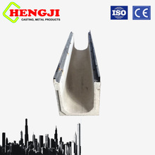 Best quality sidewalk trench drain steel drainage grate suppliers