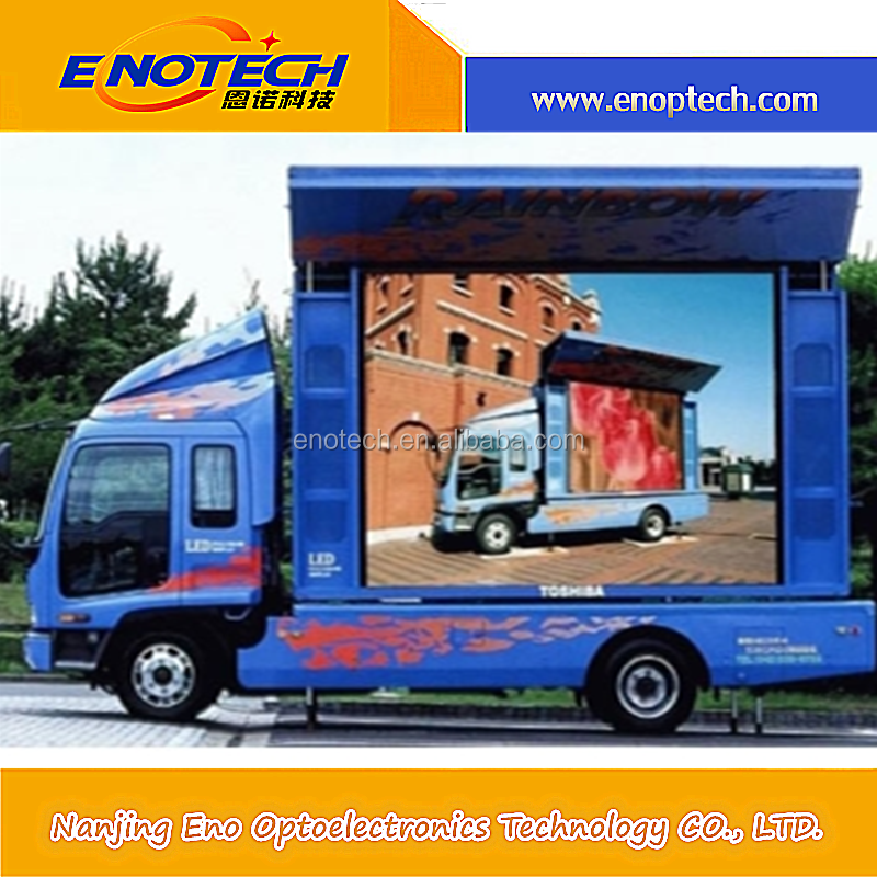 enotech small led truck used led mobile advertising trucks for sale buy small led truck used. Black Bedroom Furniture Sets. Home Design Ideas