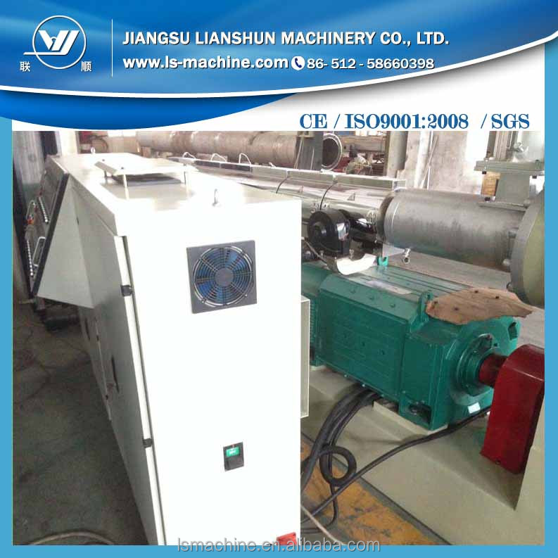 polyethylene extruder machine