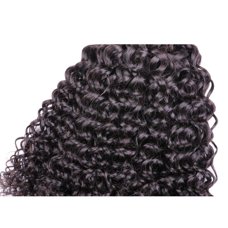 Isee Full Cuticle Aligned No Chemical Virgin Eurasian Curly Hair