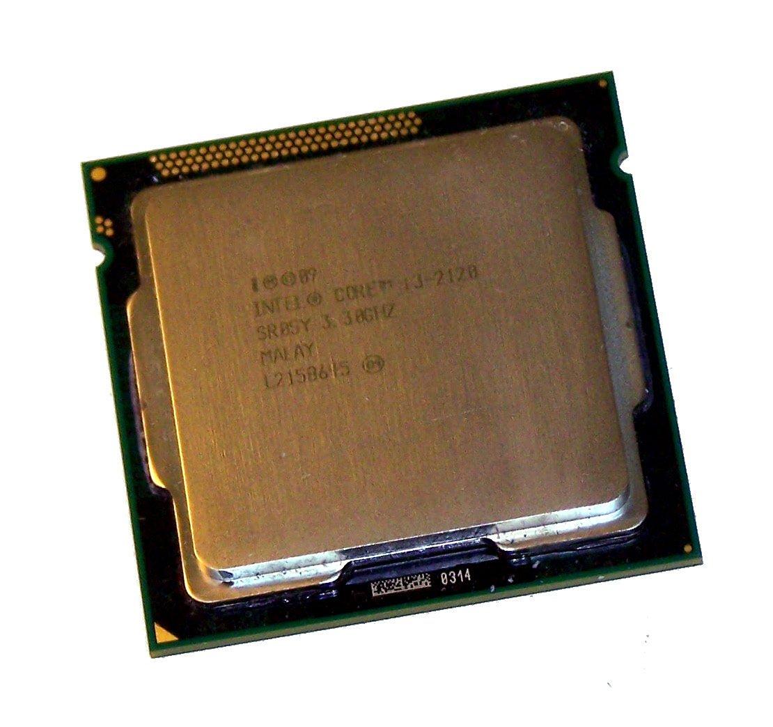 INTEL CM8062301044204 Intel Core i3-2120 Sandy Bridge Processor 3.3GHz 5.0GT/s 3MB LGA
