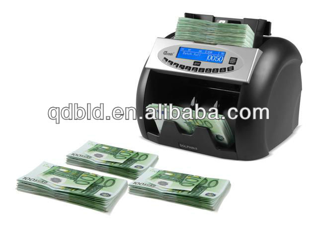 Money Counting Machine/Currency Counting Machine for Ukrainian Hryvnia(UAH)