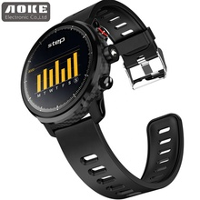 2019 Aipker newest 도매 sport bracelet smart watch dual display L5 smart bracelet 방수 watch 와 heart rate monitor
