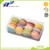 Clear PVC/PET macaron plastic packaging box