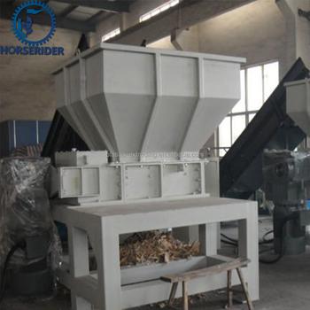 Double Shaft Wood Destroy Machine Shredder Buy Wood Shredderwood Pallet Shredderplastic Crusher Product On Alibabacom
