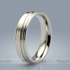 Classic Custom Jewelry Wedding Ring Set Free Sample