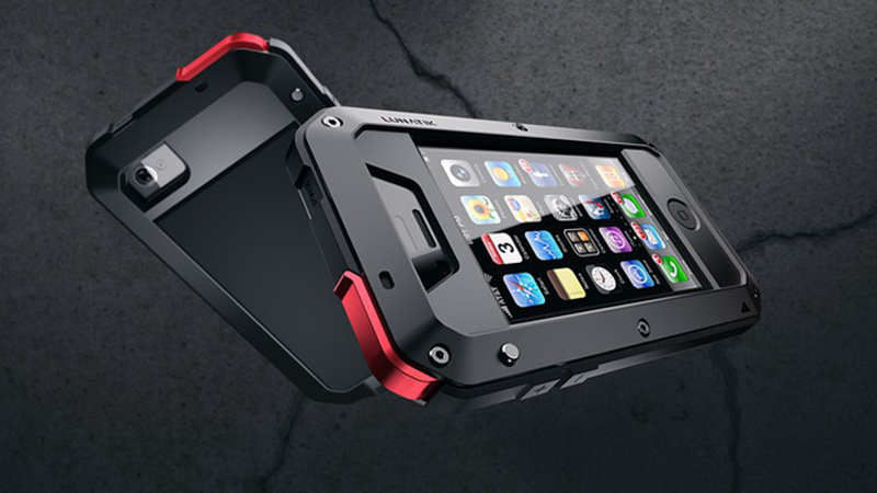 online retailer 36901 5eea3 Luxury Dirt Proof Shockproof Waterproof Case For Iphone 5s Heavy Duty Armor  Aluminum Metal Cover Gorilla Glass Hard Cover - Buy Waterproof ...