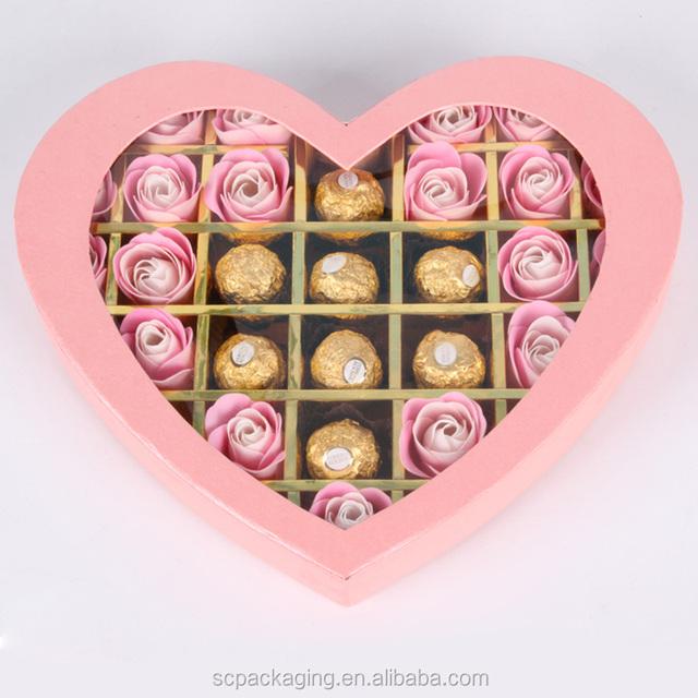 heart chocolate box-Source quality heart chocolate box from Global ...