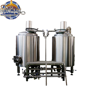 2-3BBLStainless Fermenter Electric Beer Brewing System Micro Brewery For Sale