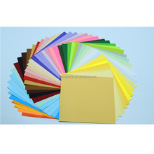 50 Vivid Colrs 100 PCS Origami Paper 6-Inch by 6-Inch for Arts and Crafts Projects